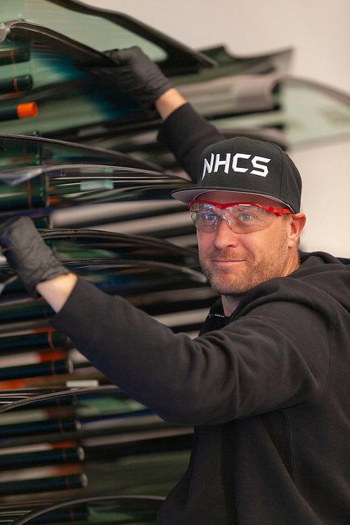 NHCS Bold Flatbill Hat