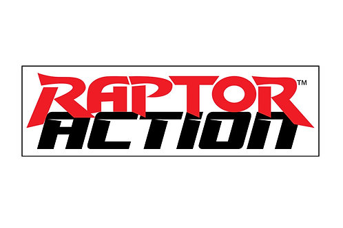 EQ Raptor Action Sticker