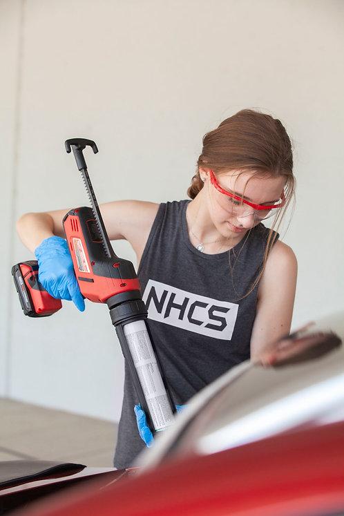 NHCS Bold Women's Muscle Tank