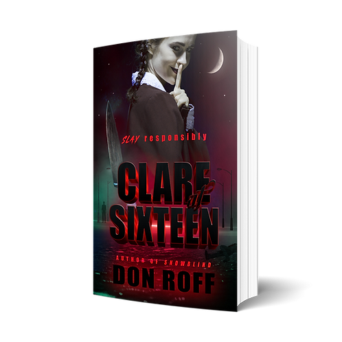 Clare at Sixteen by Don Roff