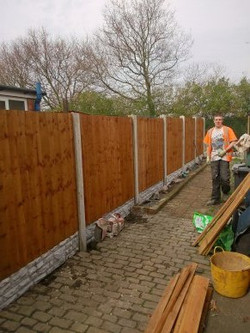 Fencing & Timber