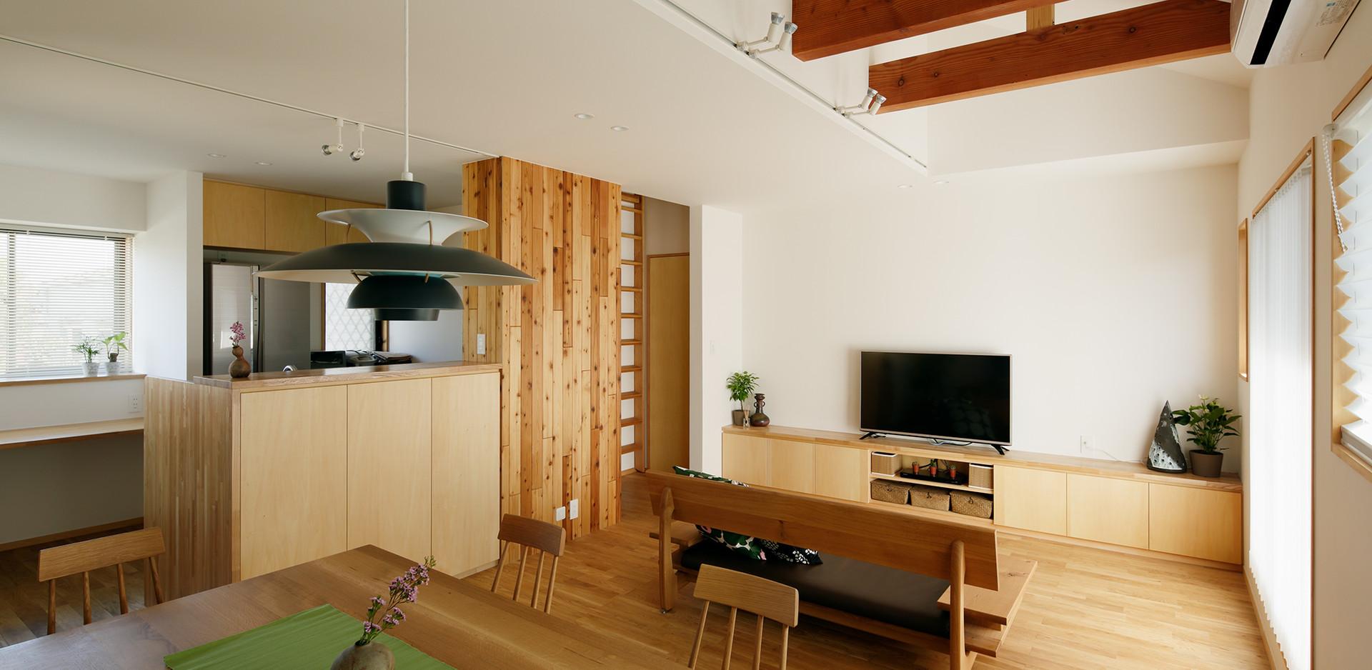 北寺尾の家 4
