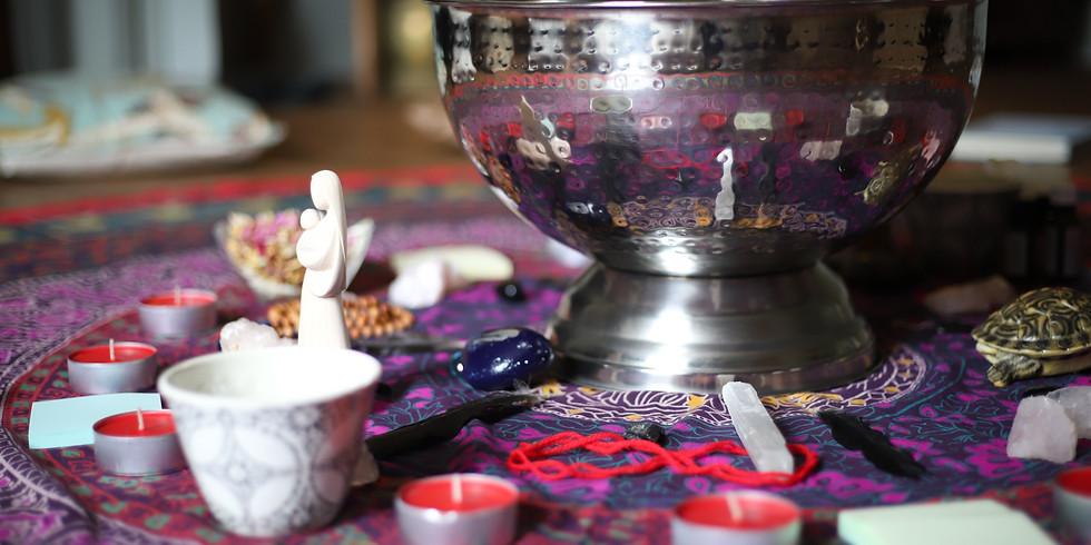 New Moon Sister Circle Cacao Ceremony - Edinburgh