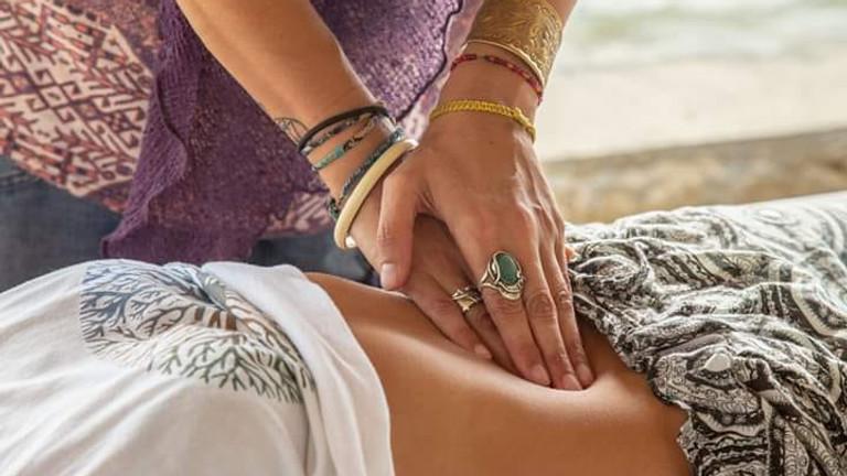 Abdominal Detox Massage