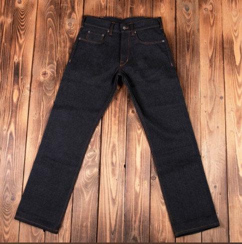 "1937 Roamer Pant 14oz blue black ""Pike Brothers"""