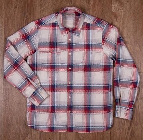 "1937 Roamer Shirt Buchanan red ""Pike Brothers"""