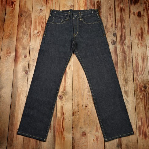 """Pike Brothers"" 1937 Roamer Pant 11 Oz"