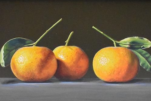 Trio of Oranges