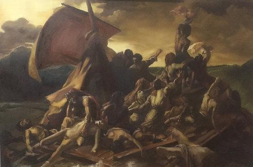Master Copy of The Raft of Medusa
