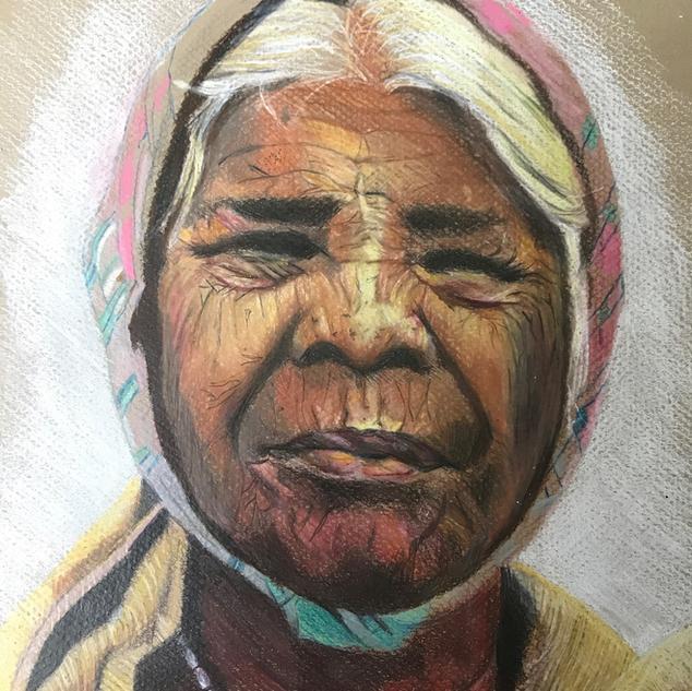 Wrinkly Lady