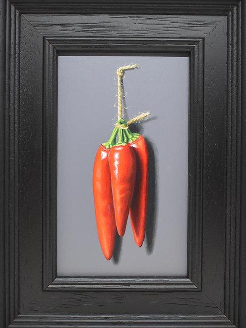 Hanging Chilli