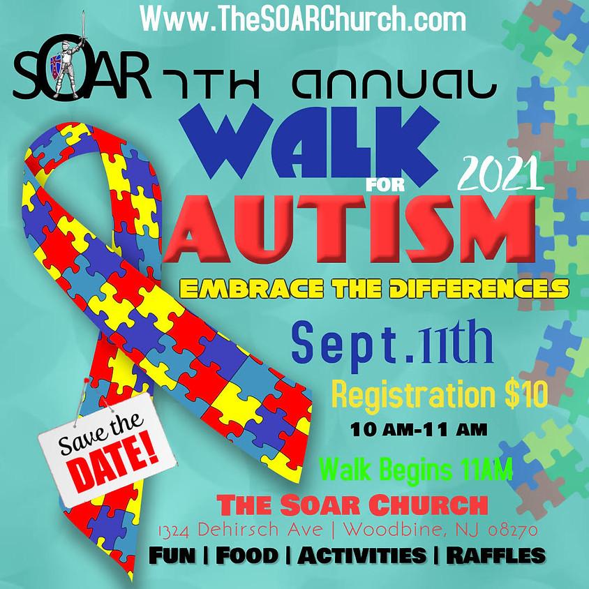 7th Annual Autism Walk