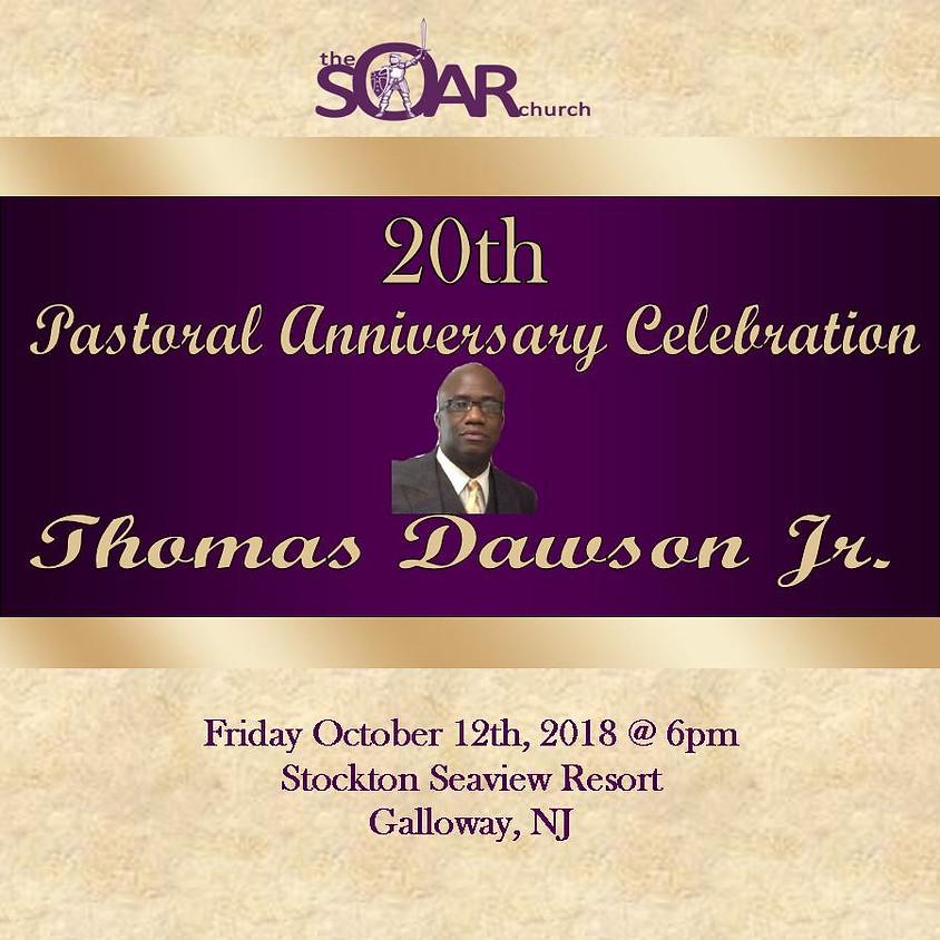 20th Anniversary Celebration for Pastor Thomas Dawson Jr