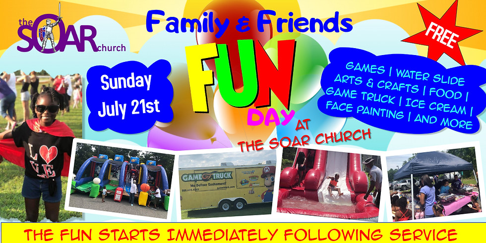 Family & Friends Fun Day
