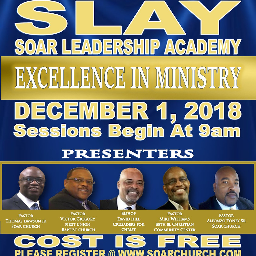 S.L.A.Y.   SOAR Leadership Academy