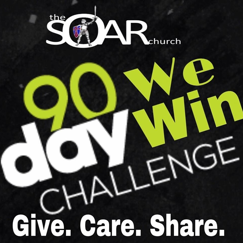 WE WIN  90 Day Challenge