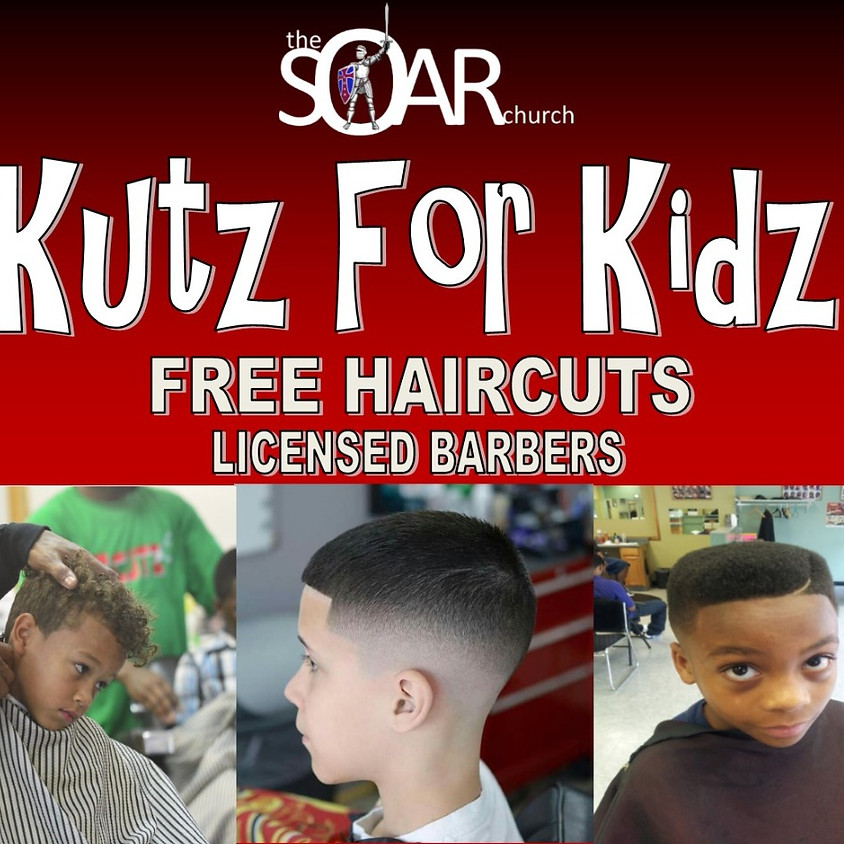 Kutz for Kids - Free Haircuts