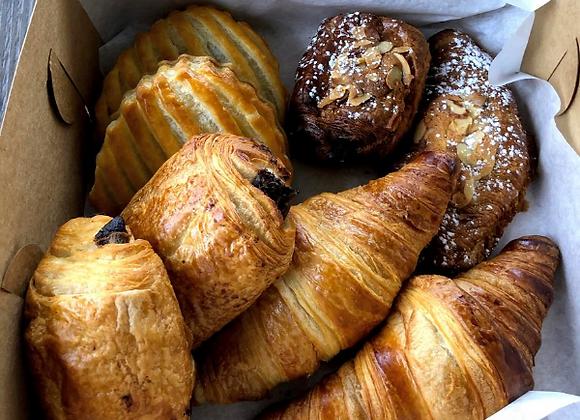 French Croissant Breakfast Platter