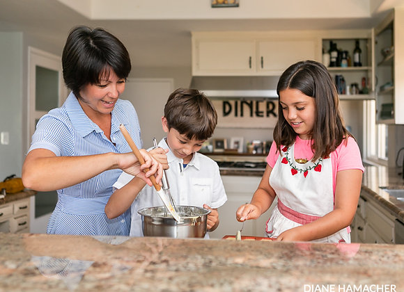 In Home - French Baking Class