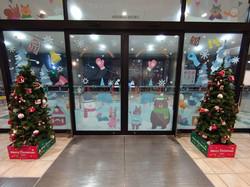 商業施設 クリスマス装飾②
