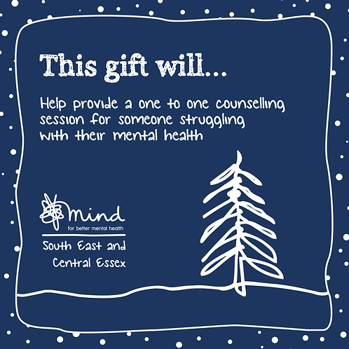Help fund a Counselling Session