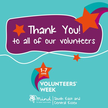 Celebrating Volunteers' Week 2020
