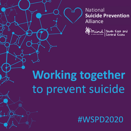 Suicide Prevention Day 2020