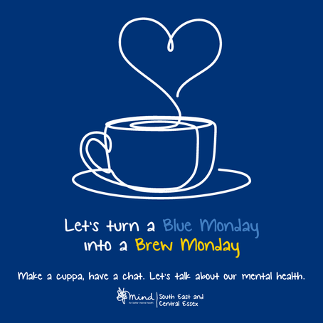 Turn a Blue Monday into a Brew Monday