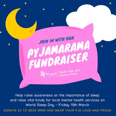 Pyjamarama Fundraiser - World Sleep Day