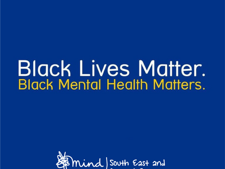 Black History Month 2020 - Black Mental Health Matters