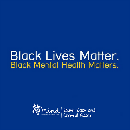 Black History Month 2020 - Black Mental Health Matters