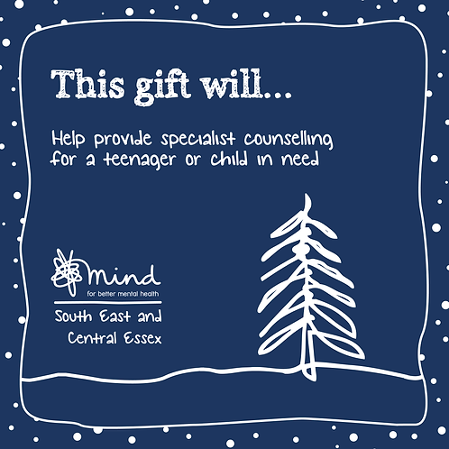 Help fund Specialist Counselling