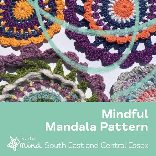 Mindful Mandala Pattern