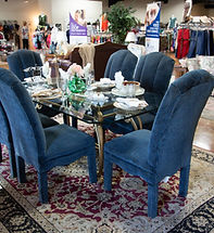 dining room set with blue chairs.jpg