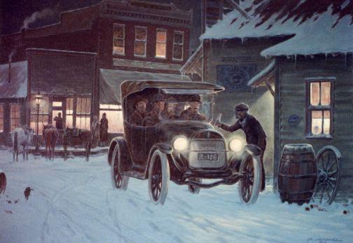 A Bootleg Christmas