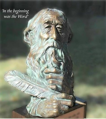 The Apostle John (bronze) Deposit