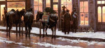 Santa's Midnight Express