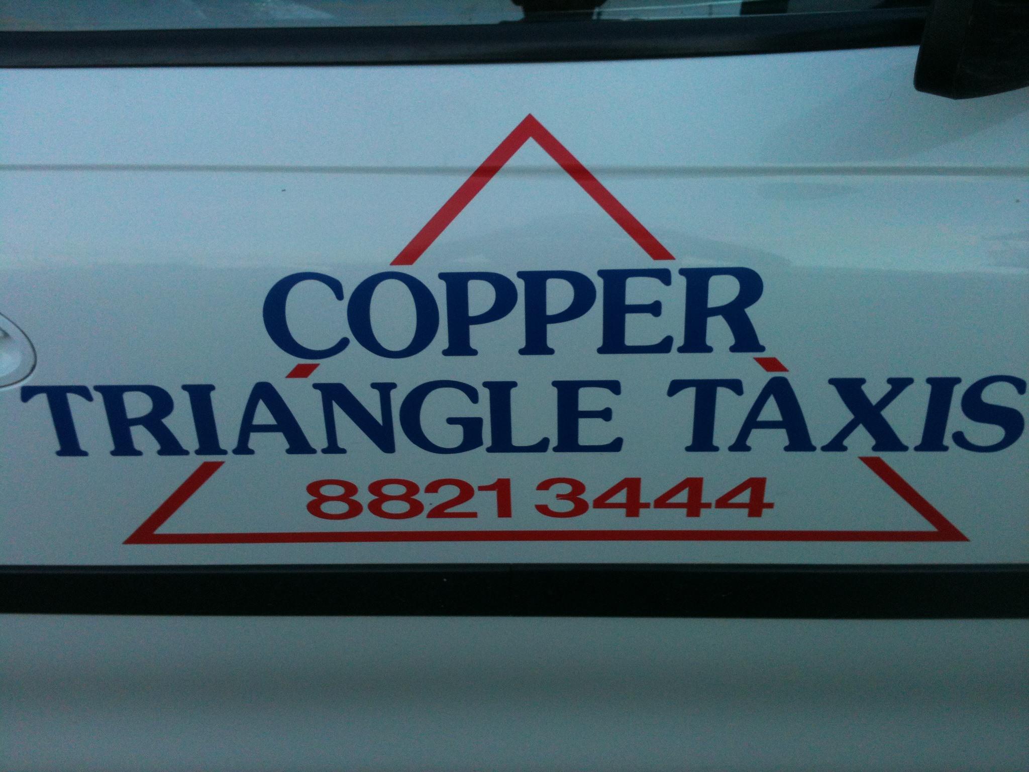 Copper Triangle Taxis