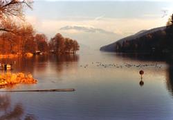 Klingerpark Herbst