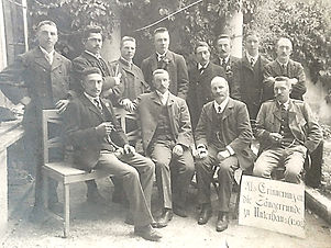 MGV-Unterhaus 1908