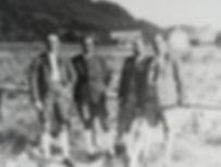 Quartett MGV-Seeboden 1947