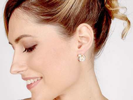 Our new Luxe earrings are proving very popular!