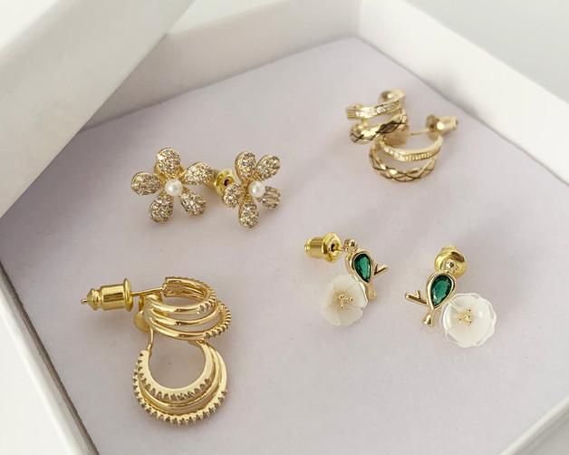 New LUXE Earrings designs!