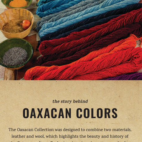 Oaxacan Collection Highlight