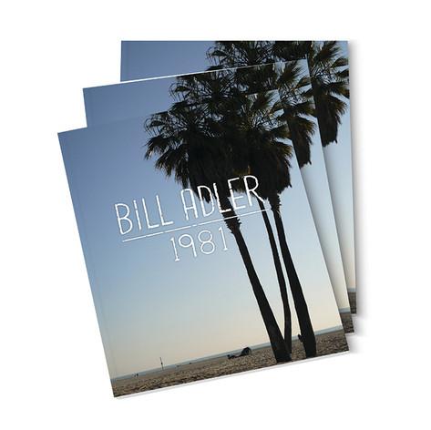 Bill Adler Belt Catalog