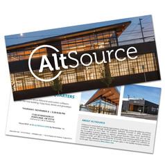 AltSource Headquarters Opening Invitation