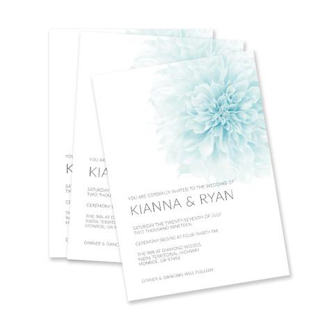 Wedding Invitation SuiteFlorals