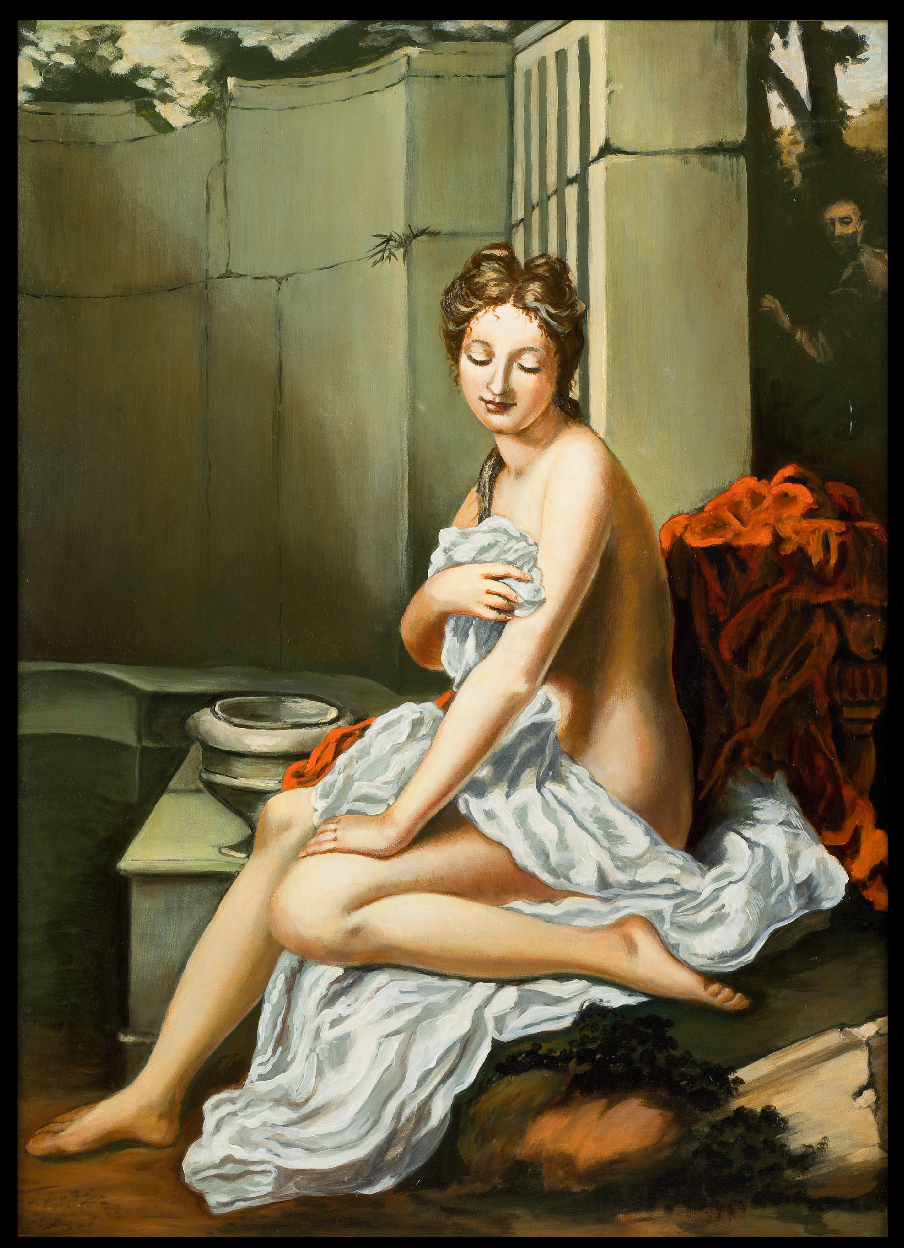 Susanna At Bath