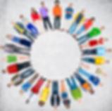 People Diversity Group Global Community