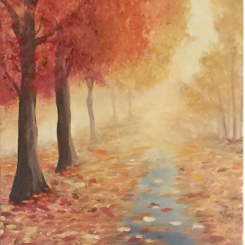 Autumn Mor